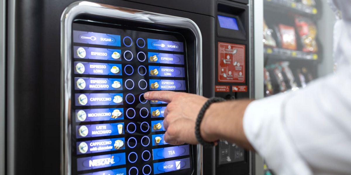Da li znate šta su to vending aparati?