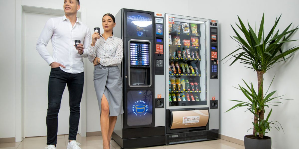 Automati za kafu - Beograd vending